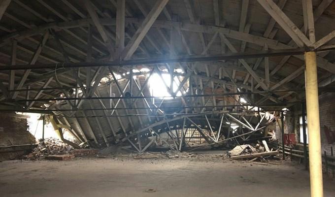 Погиб подросток в заброшенном здании Колпашево